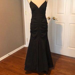 XCAPE black gown